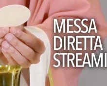 S. Messa in streaming del 05 aprile 2020