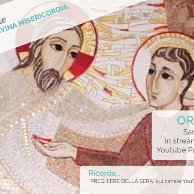 S. Messa in streaming del 19 aprile 2020