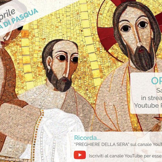 S. Messa in streaming del 26 aprile 2020
