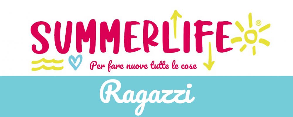 Summerlife Ragazzi – Presentazione