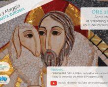 S. Messa in streaming del 10 Maggio 2020