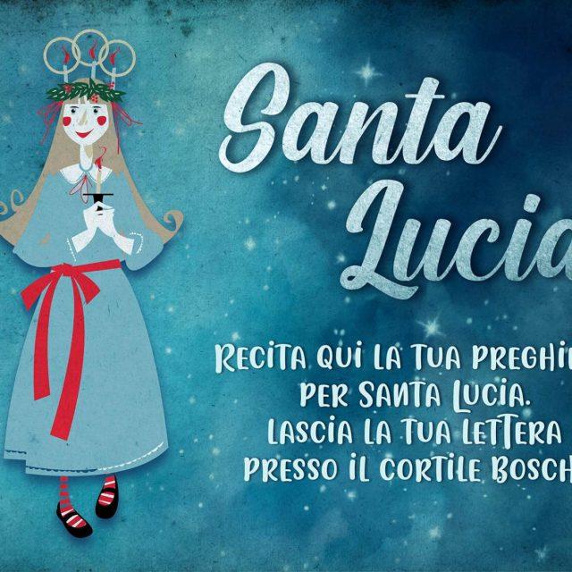 Novità Santa Lucia