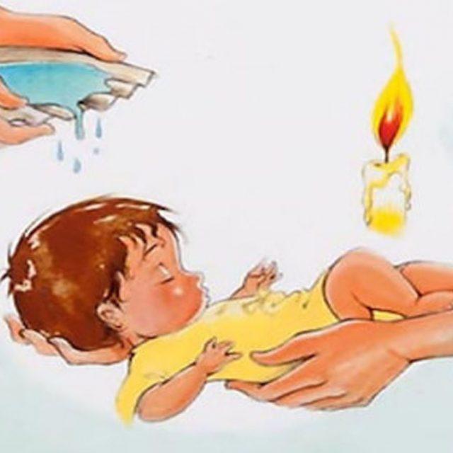 Catechesi 1° Media – Il sacramento del Battesimo