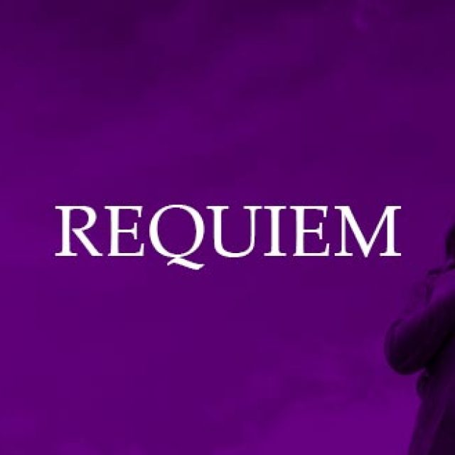 Requiem: nella pace del Signore