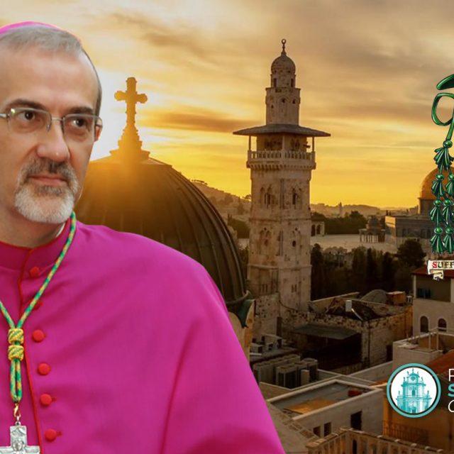 Mons. Pierbattista Pizzaballa – Patriarca di Gerusalemme