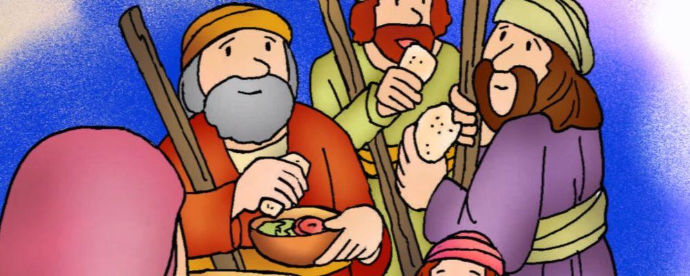 Catechesi 1° Media – Settimana Santa