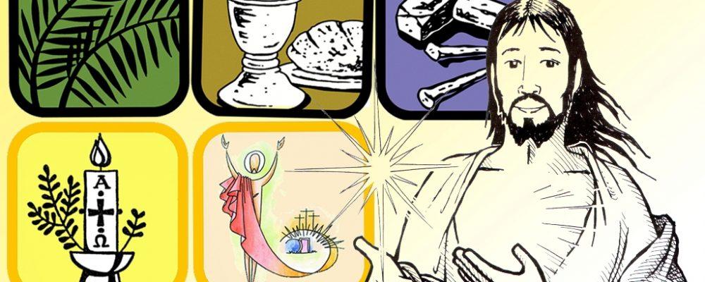 Lettera settimana santa e conclusione del cammino